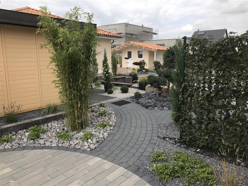 Gartenbau und landschaftsbau in kassel und schwalm eder bezold referenzgalerie homberg bad - Gartenbau kassel ...